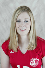 Volleyball Welcomes Ashley Adams As Volunteer Assistant