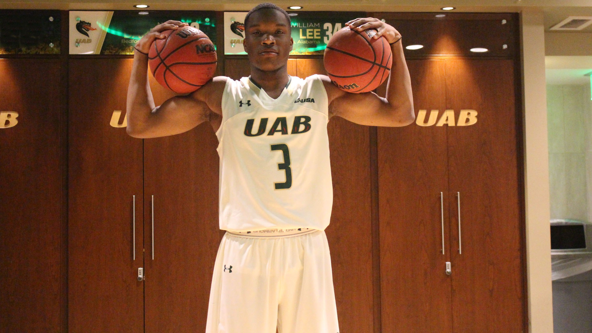 pretty nice 1be90 69a08 UAB Men's Basketball Adds Guard Tavin Lovan to Class of 2018 ...